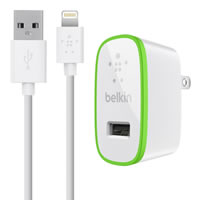 Belkin Home Charger for iPad - Works with the Lightning Connector