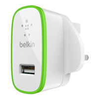 Belkin Home Charger for iPad - Small but Powerful