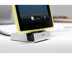 Belkin Express Dock for iPad - CHARGE AND SYNC WITH YOUR LAPTOP