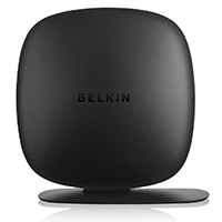 Belkin SURF N300 Wireless N Router Preset Security