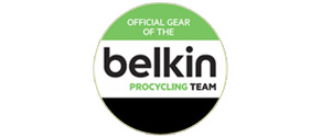 OFFICIAL GEAR OF THE BELKIN PRO CYCLING TEAM