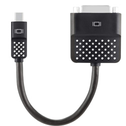 Mini DisplayPort to DVI Adapter