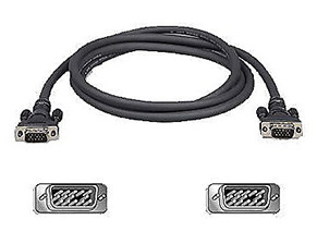 Belkin Coax High Resolution Monitor VGA Cable