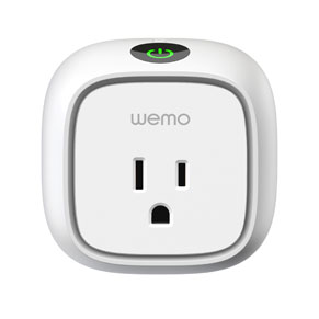 Wemo Insight Product Shot