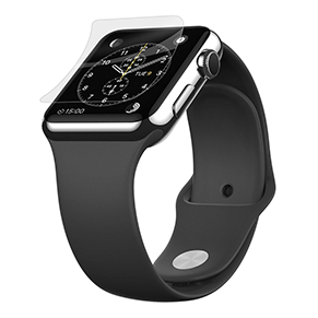 Belkin InvisiGlass Displayschutz für die Apple Watch