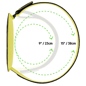 Sport-Fit Pro Armband diagram