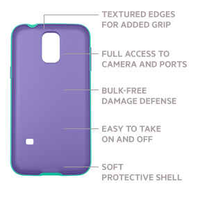 AIR PROTECT™ Grip Candy SE Protective Case for Galaxy S5
