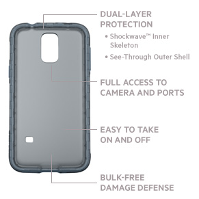 AIR PROTECT™ Grip Extreme Protective Case for GALAXY S5