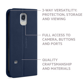 Classic Folio Galaxy S5 Case