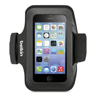 Slim-Fit Armband for iPhone 5