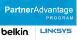 Belkin Partner Advantage Logo
