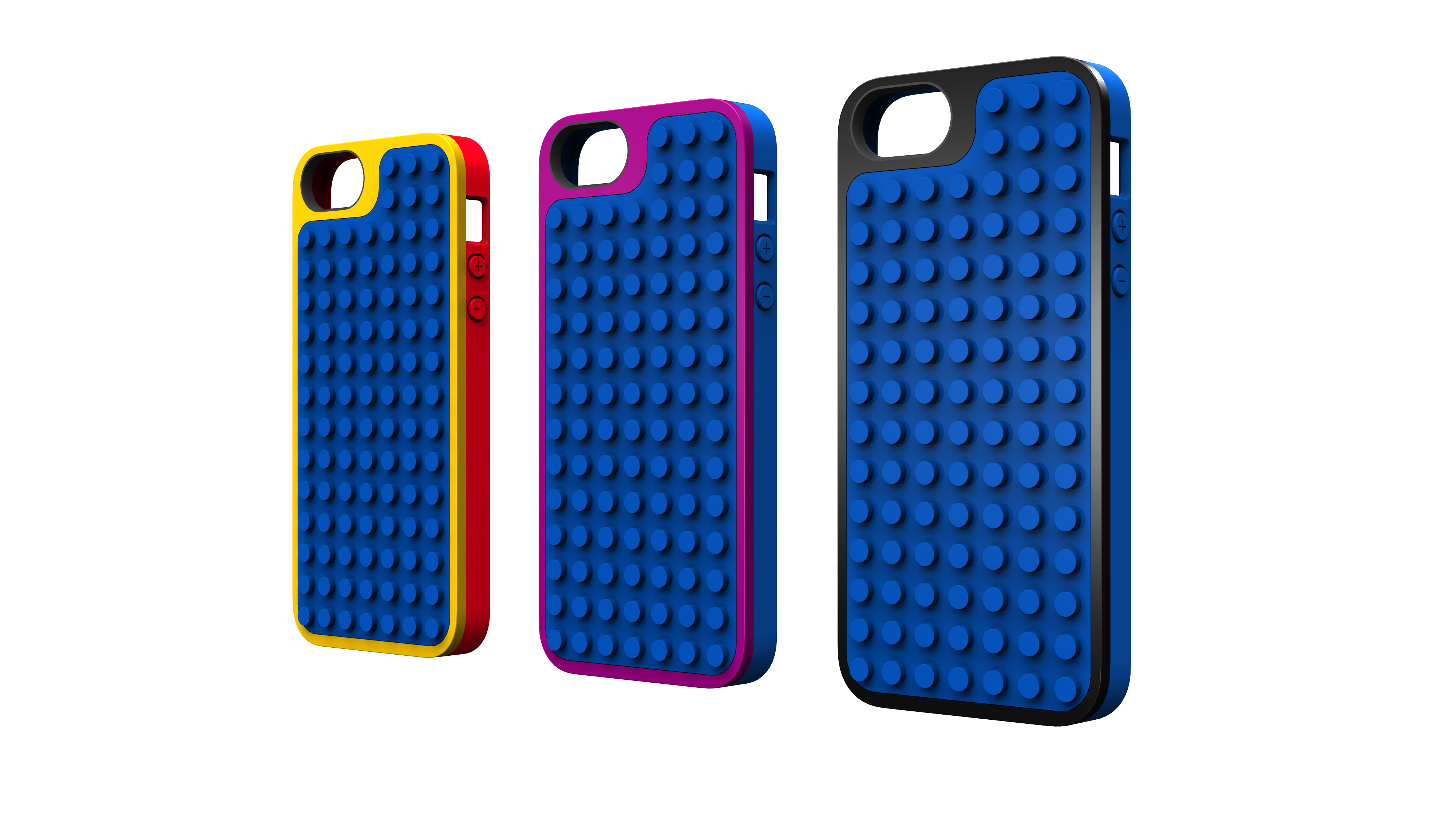 iPhone Lego-Case von Belkin (Front View)