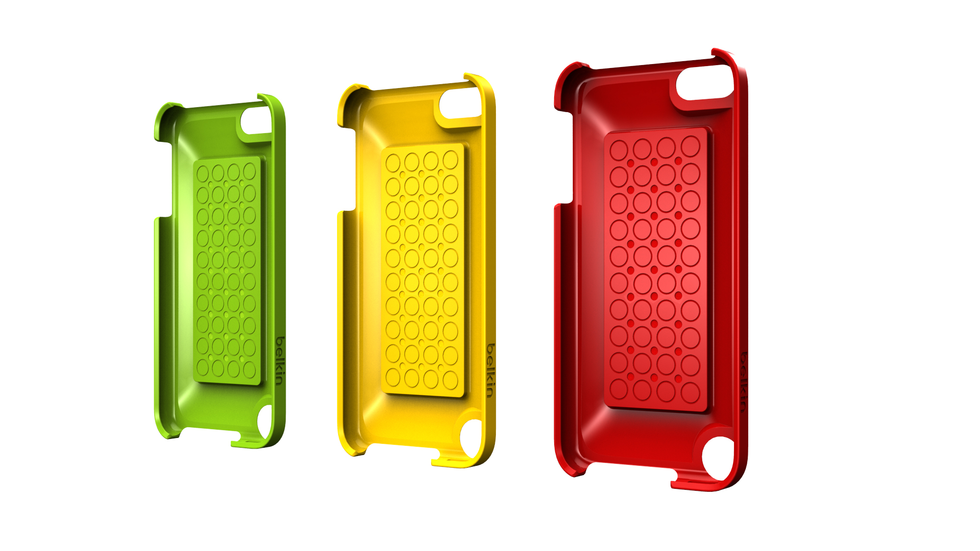 iPod Lego-Case von Belkin (Back View)