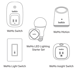 WeMo Family