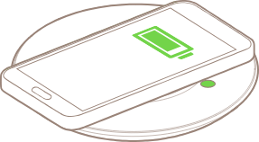 inductive qi wireless charging