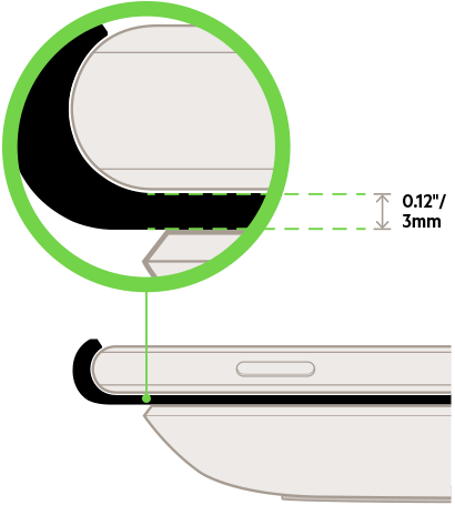 wireless charger case compatibility