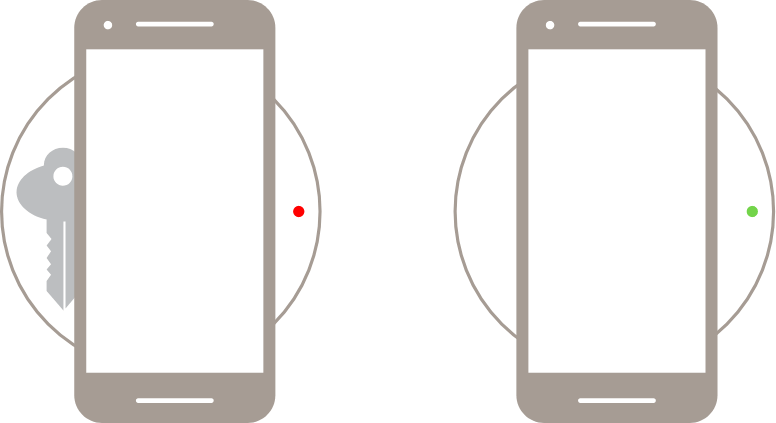 foreign object detection wireless charging