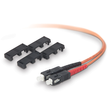 Multimode Duplex Fiber Patch Cable, SC/SC -$ HeroImage