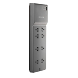 8-Outlet Commercial Surge Protector 8' Cord -$ HeroImage