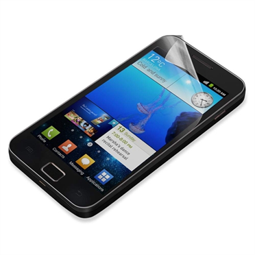 TrueClear Transparent Screen Protector for Galaxy SII -$ HeroImage