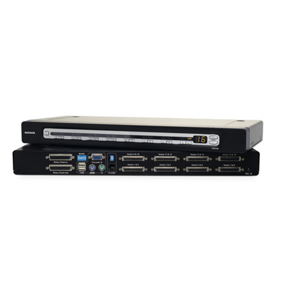 OmniView® PRO3 16-Port USB & PS/2 KVM Switch - HeroImage