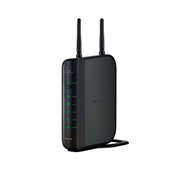 BELKIN WIRELESS G+ MIMO Router and USB