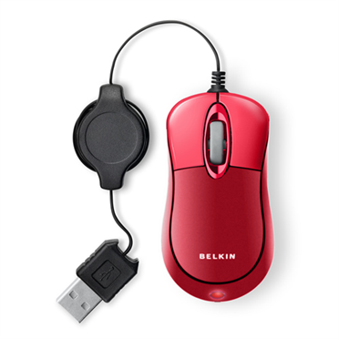 Retractable Travel Mouse -$ HeroImage