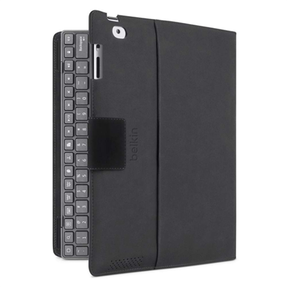 YourType™ Folio + Keyboard for iPad (4th and 3rd gen) iPad 2 - HeroImage