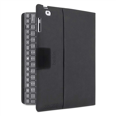 YourType™ Folio + Keyboard for iPad (4th and 3rd gen) iPad 2 -$ HeroImage