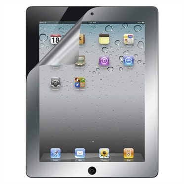 TrueClear Mirror Screen Protector for the new iPad -$ HeroImage