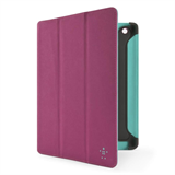 Pro Color Duo Tri-Fold Folio with Stand  for The new iPad and iPad 2 -$ HeroImage