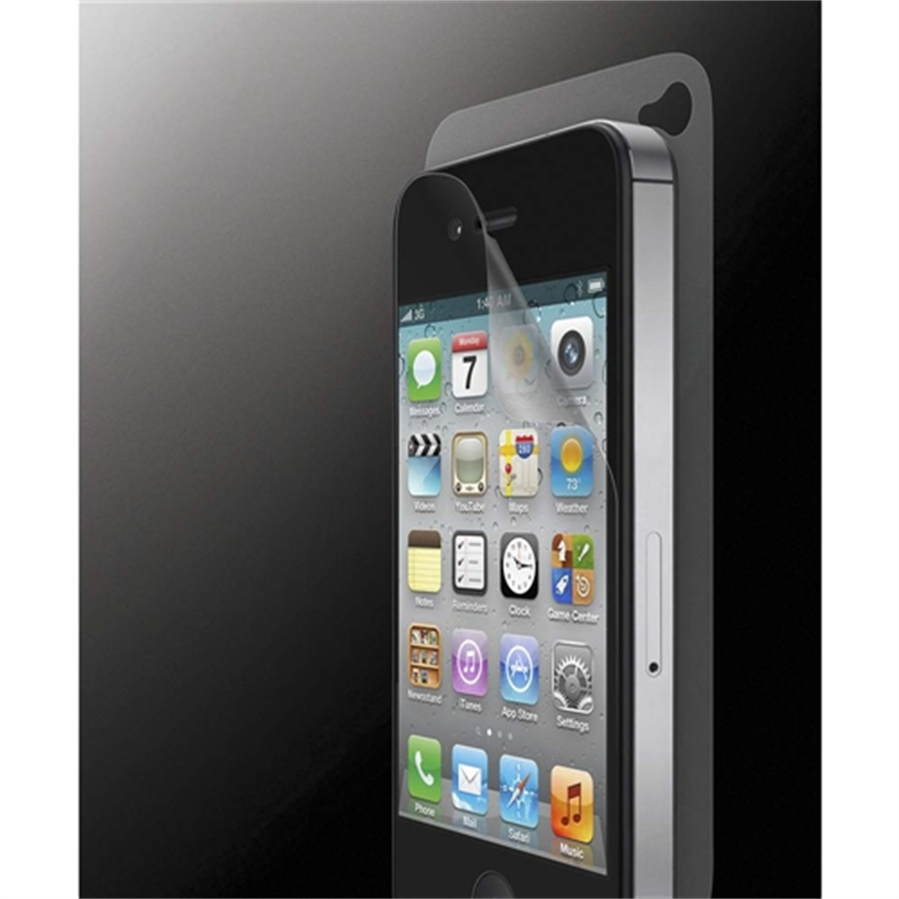 TrueClear Full Body Screen Protector for iPhone 4/4S - HeroImage