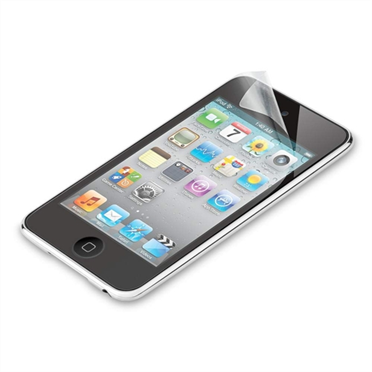 TrueClear Anti-Glare Screen Protector for iPod Touch 4G - 3 Pack -$ HeroImage