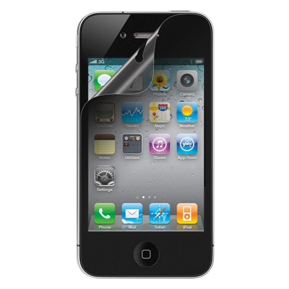 TrueClear 360° Privacy Screen Protector for iPhone 4/4S - HeroImage