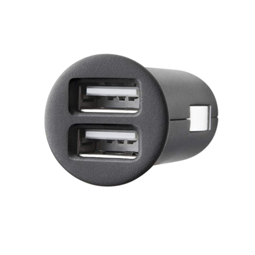 Belkin Dual Car Charger for iPhone® - Black - HeroImage
