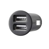 Belkin Dual Car Charger for iPhone® - Black -$ HeroImage