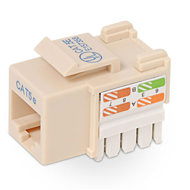 cat5e modular keystone jack pack of 25 rh belkin com