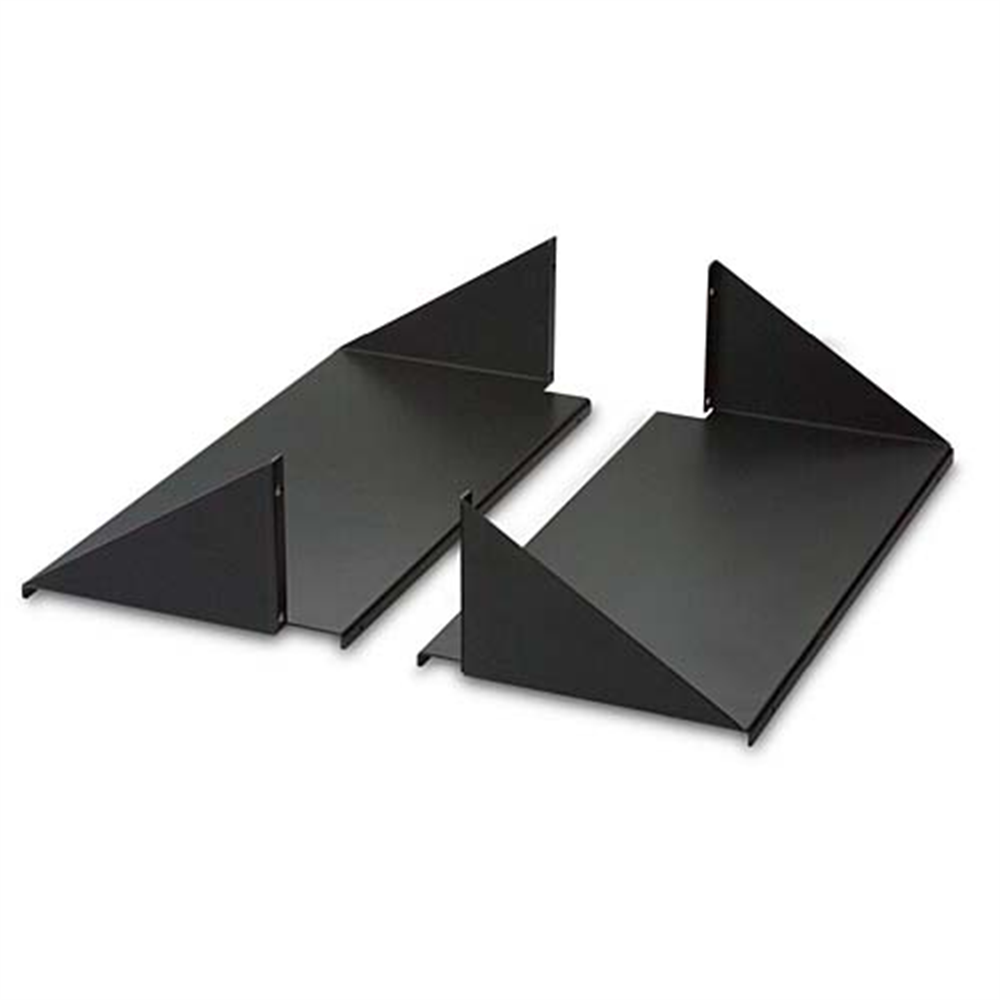 "Double-Sided 2-Post Shelves - 18"" Depth - HeroImage"