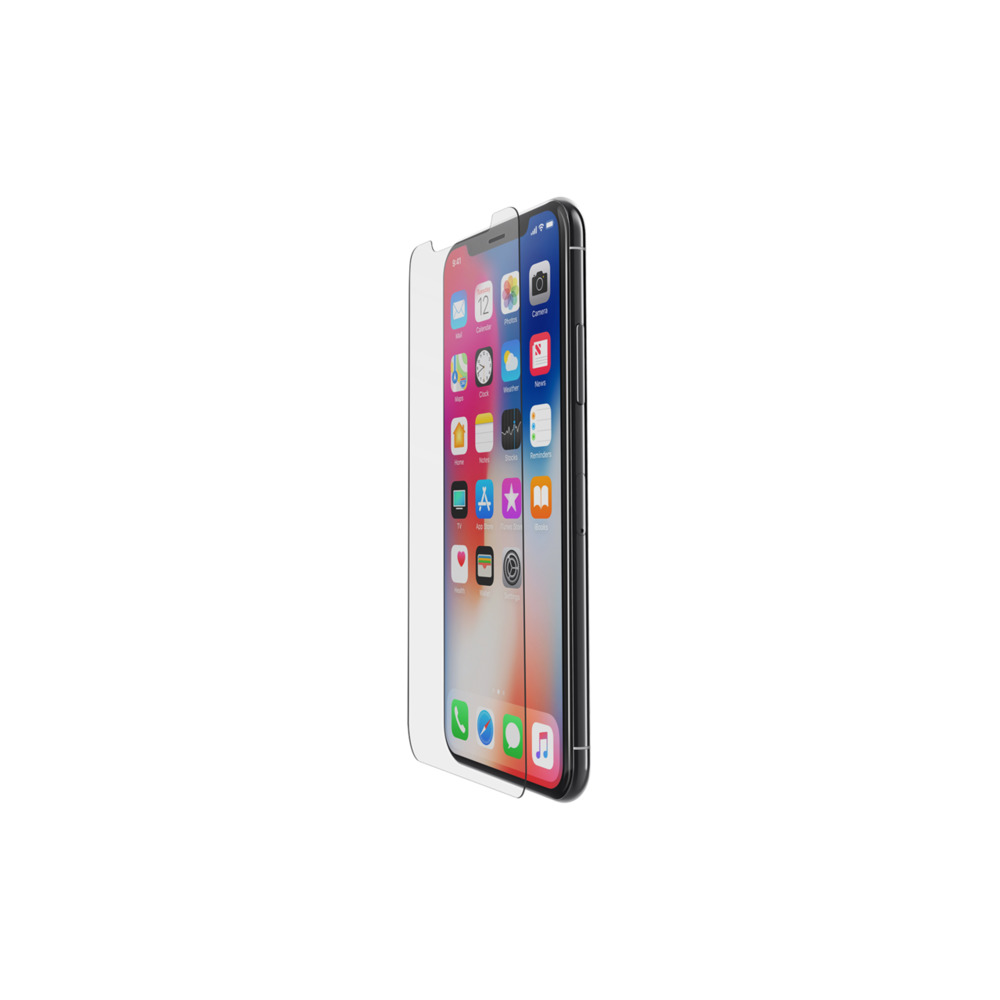 iPhone X/ XS 专用SCREENFORCE™ TemperedGlass屏幕保护膜 - HeroImage