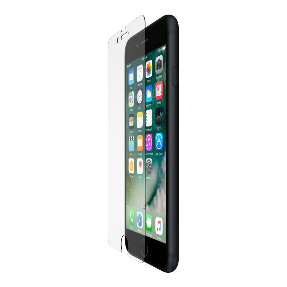 ScreenForce®-displaybescherming van gehard glas voor de iPhone 8/7/6s/6 - HeroImage