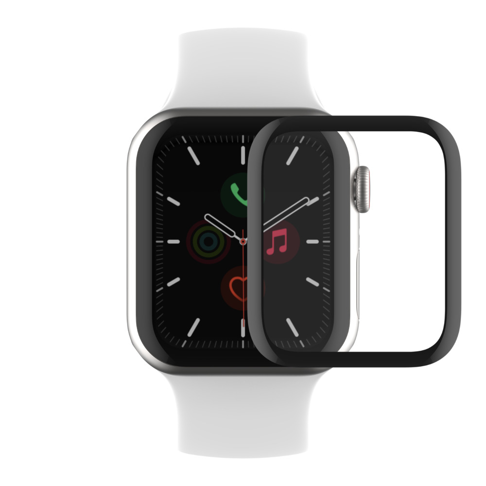 SCREENFORCE™ Apple Watch  5/4 (40mm) 專用 SCREENFORCE™ TrueClear 曲面螢幕保護貼 - HeroImage