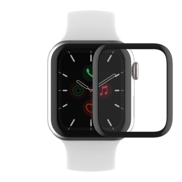 SCREENFORCE™ TrueClear Curve-screenprotector voor de Apple Watch -$ HeroImage