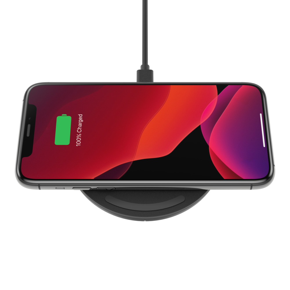 BOOST↑CHARGE™ Wireless Charging Pad 15W + QC™ 3.0 24W Wall Charger   - HeroImage