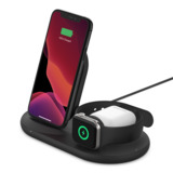 BOOST↑CHARGE™ 3-in-1 Wireless Charger for Apple Devices -$ HeroImage