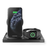 BOOST↑CHARGE™ 3-in-1 Wireless Charger Special Edition for Apple Devices -$ FrontViewImage