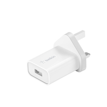 BOOST↑CHARGE™ Quick Charge 3.0 USB-A 家用充電器 18W -$ HeroImage