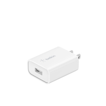 BOOST↑CHARGE™ USB-A Wall Charger 18W with Quick Charge 3.0 -$ HeroImage