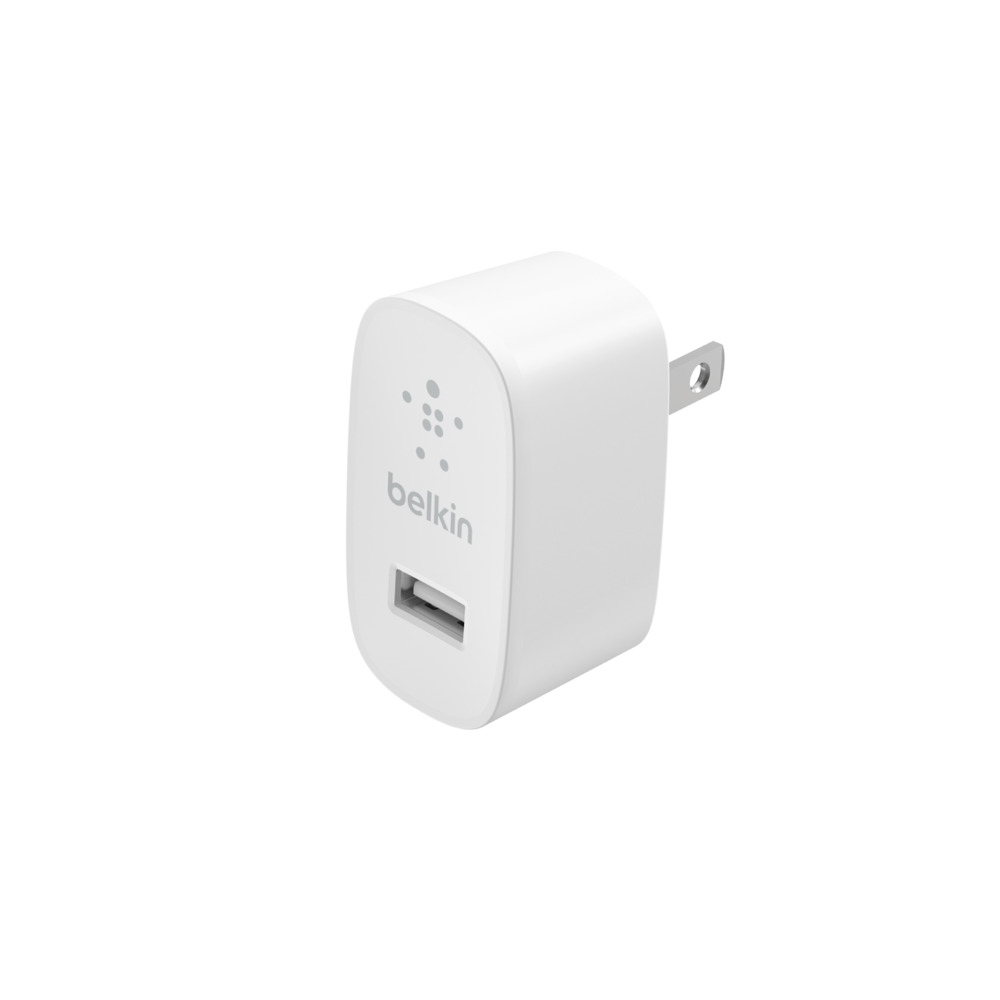 BOOST↑CHARGE™ USB-A Wall Charger (12W) - HeroImage