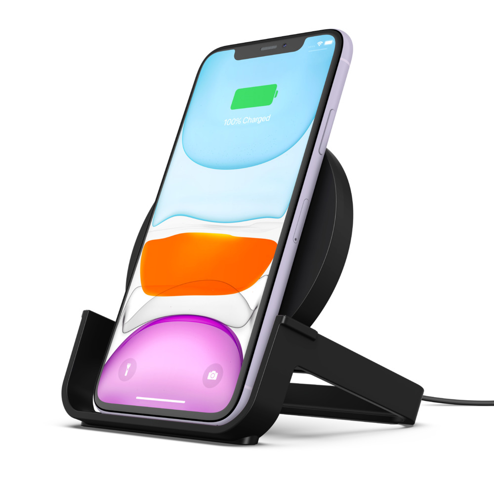 Wireless Charging Stand 10W - HeroImage