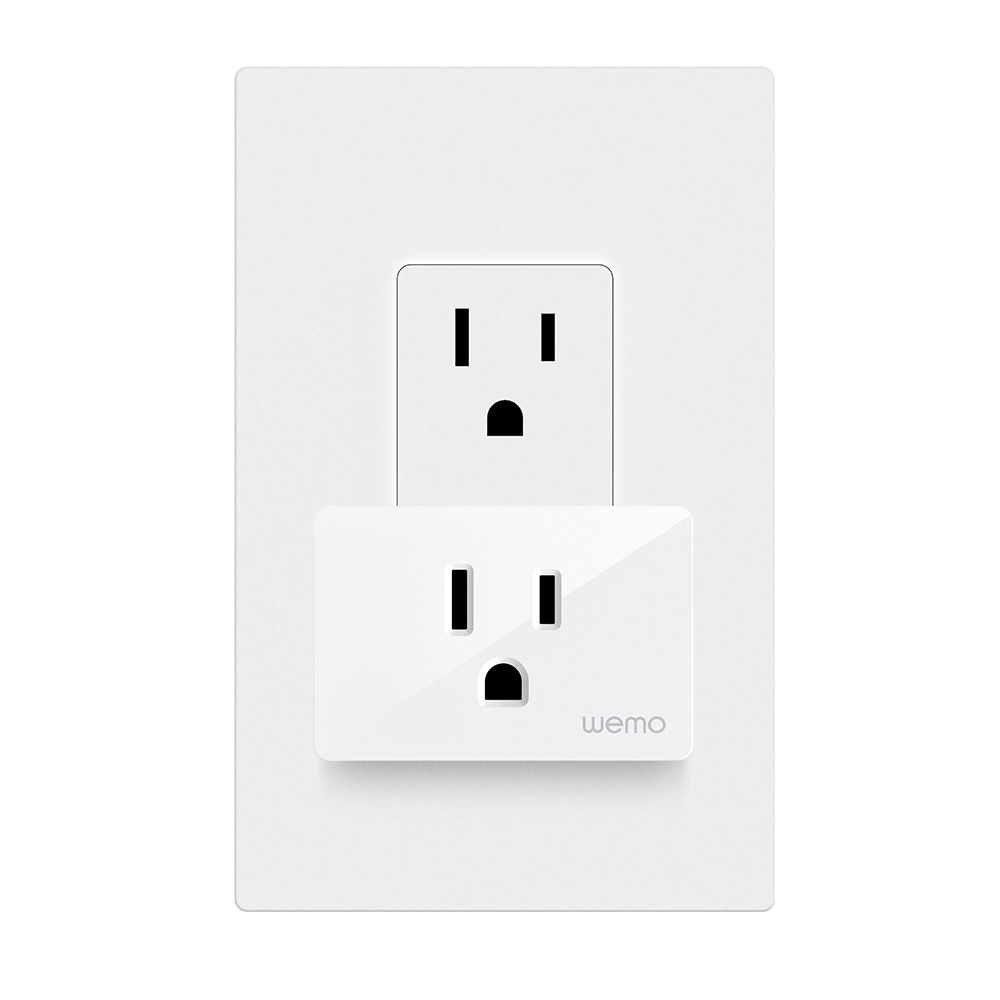 Wemo WiFi Smart Plug - HeroImage